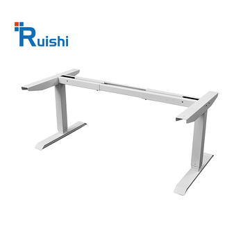Ruishi Brand Sit Stand Electric Adjustable Height Desk Hardware For - Adjustable height table hardware