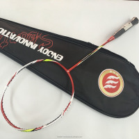 OEM RSL Victor lining brand carbon cellulosic badminton racket professional for player