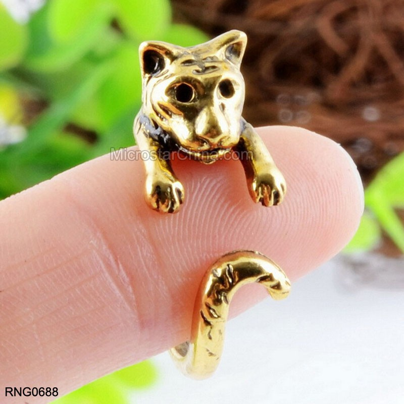 gold tiger ring images photos & pictures on Alibaba