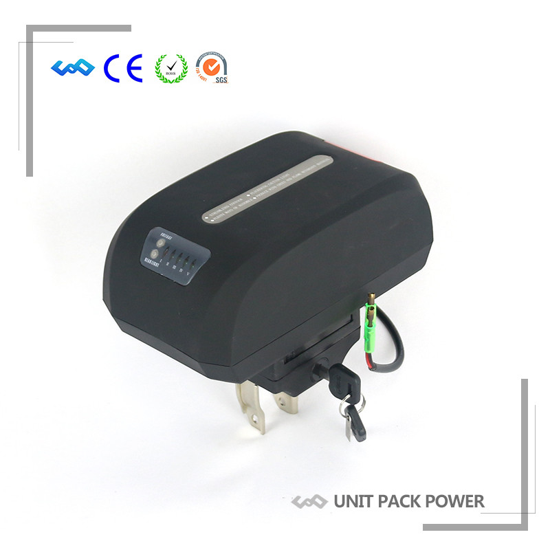 Rechargable battery 36v for ebike 16850 li ion battery 36v 8ah 250w 500w bafang mid motor bike with charger