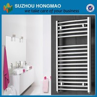 Steel Hydronic Towel Warmer Rack with mailing order packing