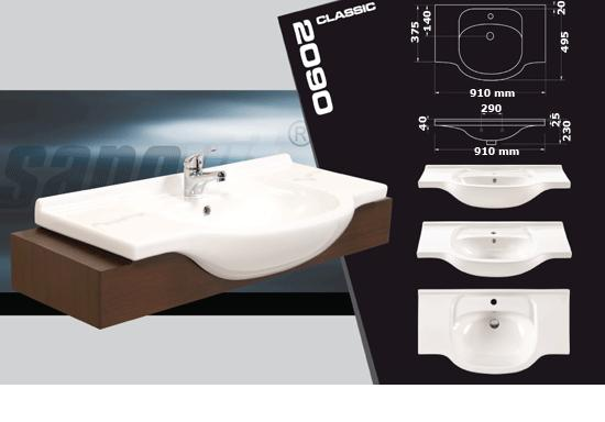 High Quality Ceramic Sink