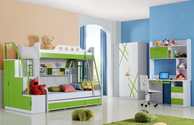 Lazy Boy Kids Furniture Functional Triple Bunk Beds Triple Bunk Bed