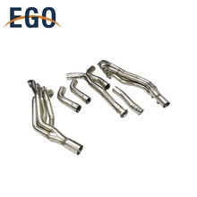 Hot Sale Stainless Steel Header and X Pipes Exhaust For Mercedes Benz E55 AMG