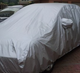 Wholesale Silver Coated Polyester Car Roof Cover Taffeta Fabric