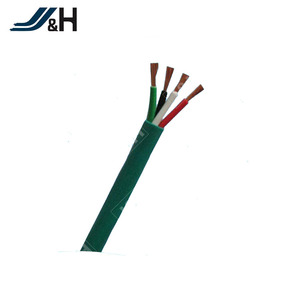 China Manufacturer Supply 4 Core Audio Speaker Cable
