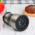 New Fashion Stainless Steel Manual Acrylic Pepper Grinder
