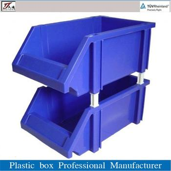 Merveilleux Warehouse Industrial Stackable Plastic Bin,plastic Picking Bins