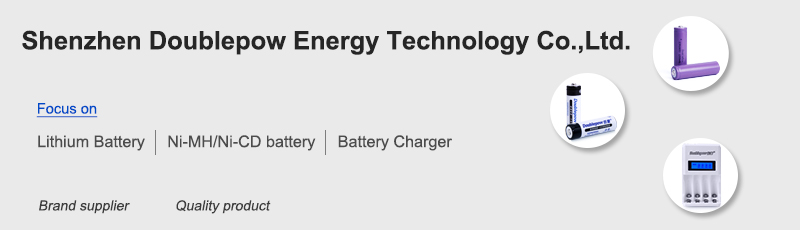 USB Port 3.7V 650mAh RCR123A li ion rechargeable battery
