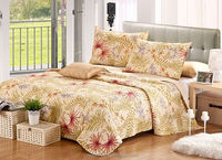 Old Fashion Style Quilt Cover Set with factory price for HOME,HOTEL and WEDDING use