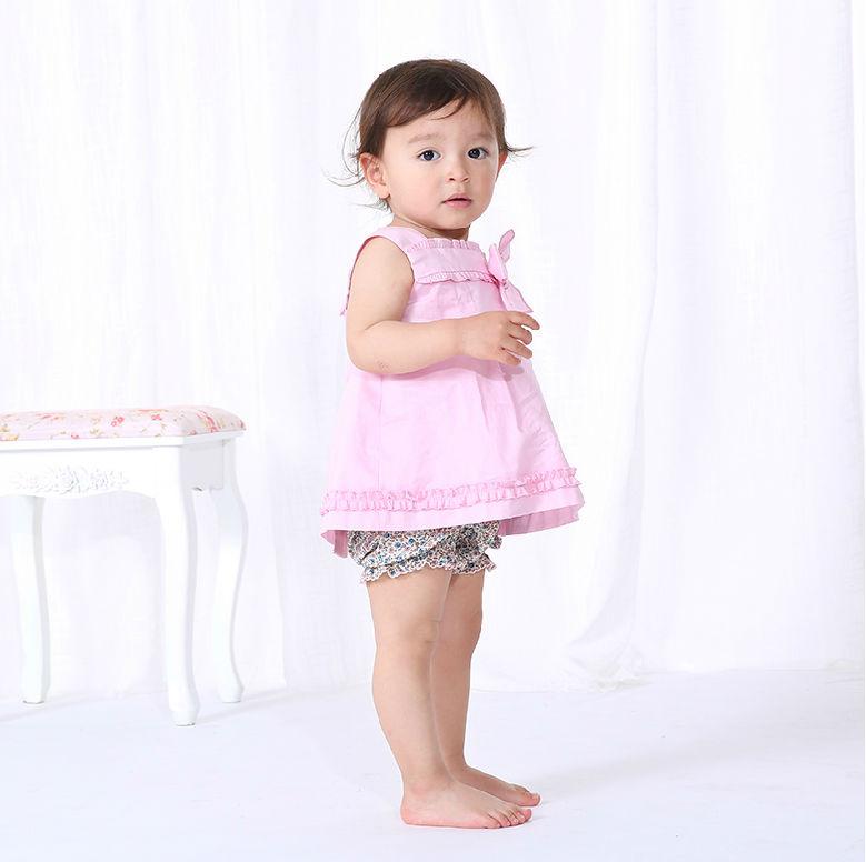 2015 b b s filles robes d 39 t gros b b v tements enfants fille robe en coton infantile. Black Bedroom Furniture Sets. Home Design Ideas
