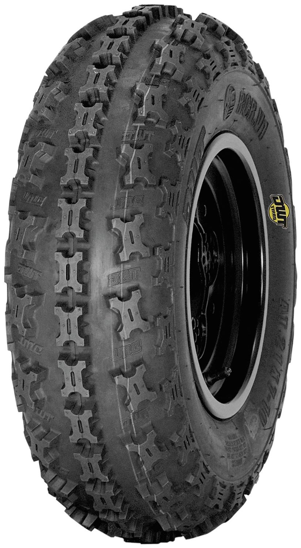 Front ATV Tire Set Pair 4 Ply 21X7-10 Sedona Bazooka Sport Quad Tires 21x7x10
