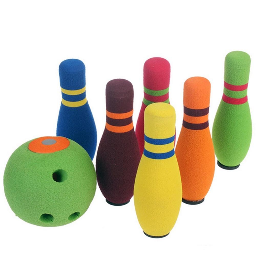 pour enfants boule de bowling jeu int rieur et sports de plein air jeux de la famille dans. Black Bedroom Furniture Sets. Home Design Ideas