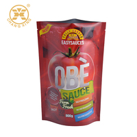 Free samples food grade potato chips/biscuits/chocolate candy plastic packaging bags