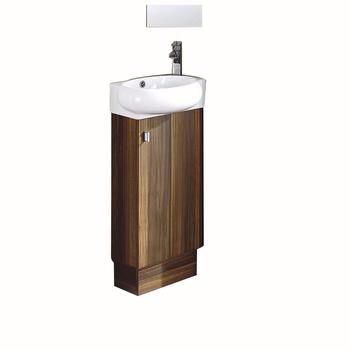 Lavabo Ad Angolo Con Mobiletto.Risparmiare Spazio D Angolo Floor Stand Compensato Mobiletto Del