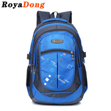2016 High Quality Children Backpacks Kids Nylon School Bags for Teenagers Boys Girls Child Schoolbag Mochila Infantis Escolar
