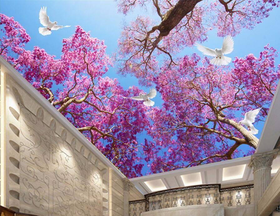 Purple Background Salon Spa Distributors Home Decor 3d