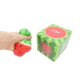 Kawaii slow rising japan ibloom wholesale watermelon orange strawberry dragon loaf toast fruit squishy