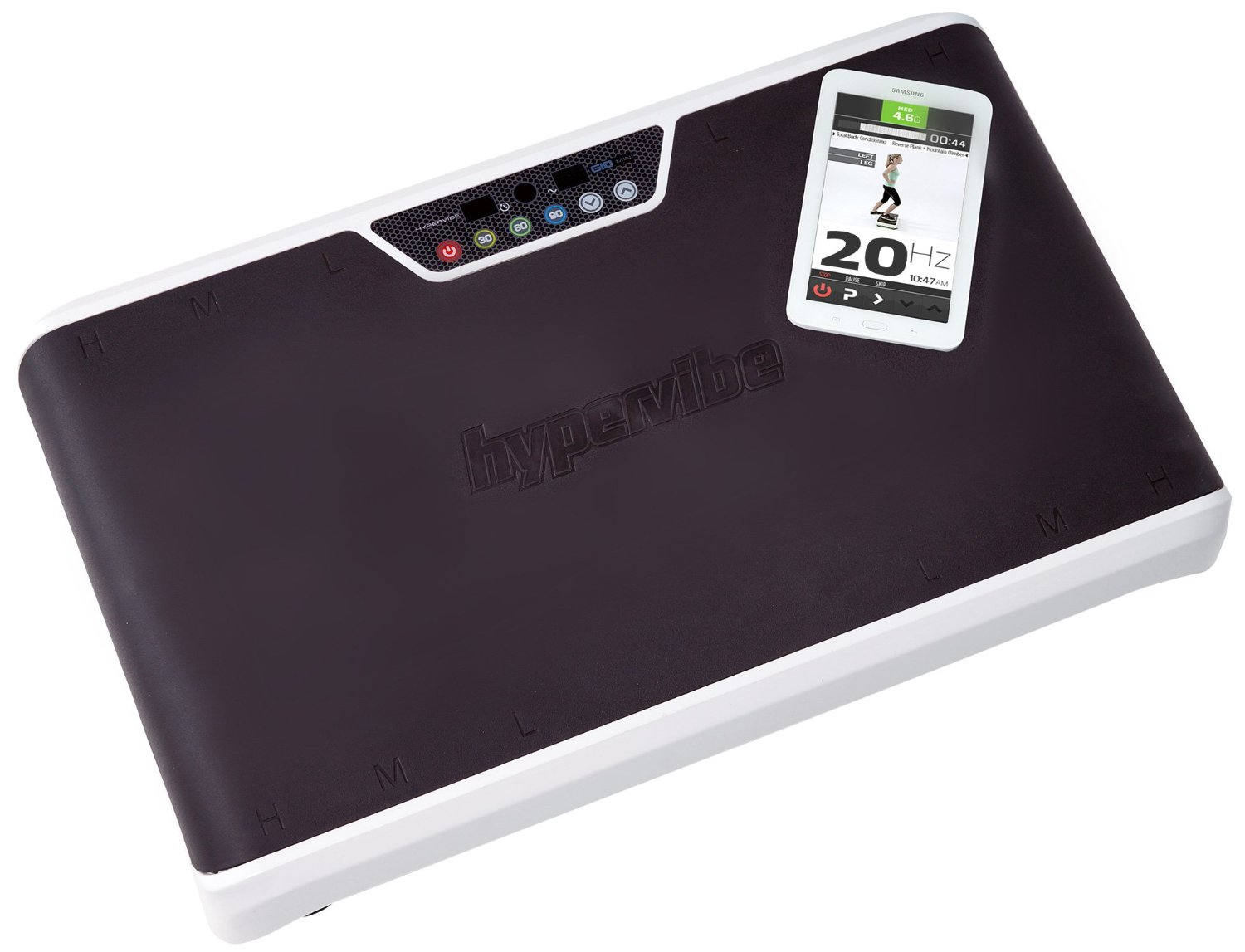 Buy Hypervibe G-10 Whole Body Vibration Machine with Mobile