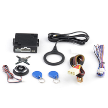 The most popular remote engine start system CF7000ER with RFID remote controller