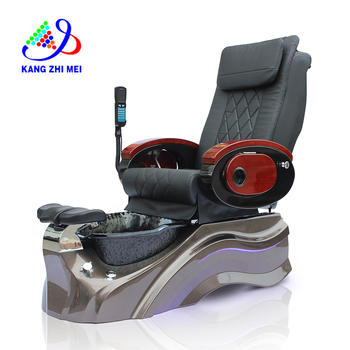 2019 beauty salon pedicure chair with bowl