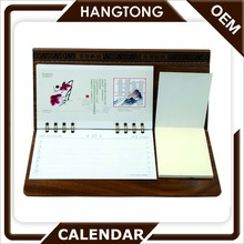 China top quality promotional custom new model calendar