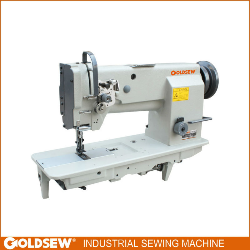 Sr-335 Single Needle Cylinder Bed Sewing Machine/shoe Sewing ...
