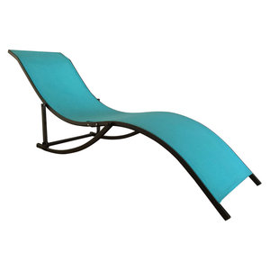 Folding Outdoor Lounge Chair Used Hotel Swimming Pool Furniture