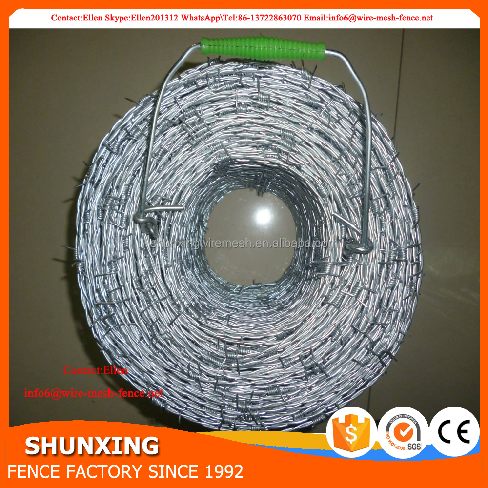 Hot Sale Cheap Kenya Barbed Wire Price Per Roll - Buy Barbed Wire ...