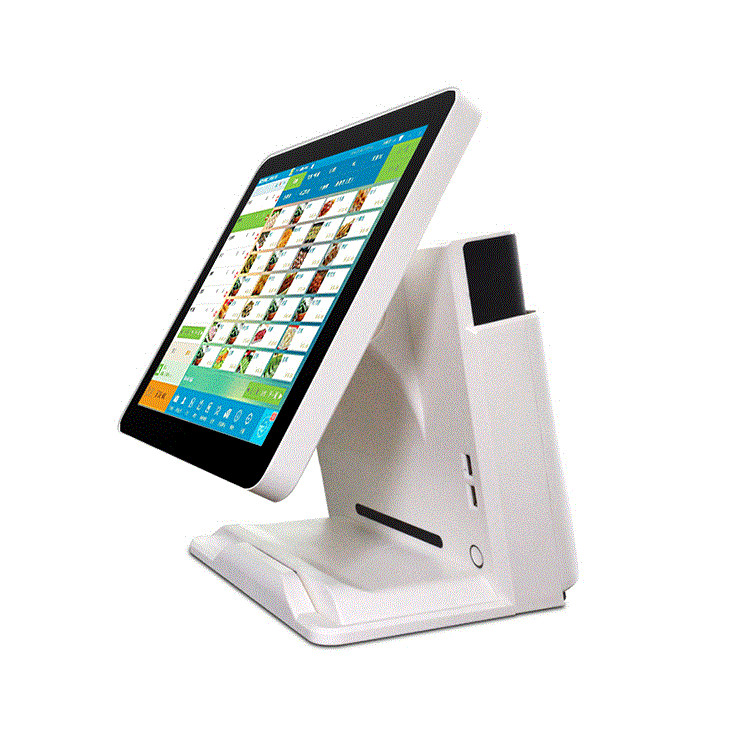 15inch flat panel AIO high quality windows pos all in one touch pc 17 inch