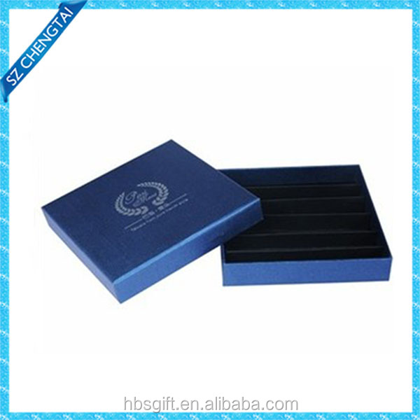Hot sale luxury jewlery box with gift packaging, jewelry gift box