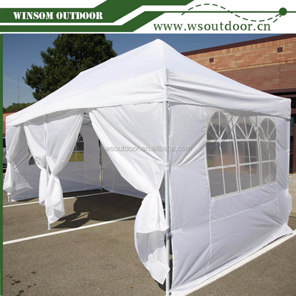 10'x20 'Ez POP up Wedding Party Tent Vouwen Tuinhuisje Strand Luifel W/draagtas
