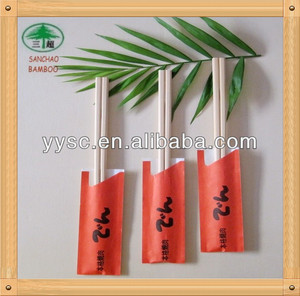 Disposable Bamboo Mini Chopsticks