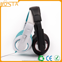 brand oem gaming headset with microphone / usb jack for computer xbox