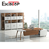 2016 office furniture desk high tech executive ceo new computer table design