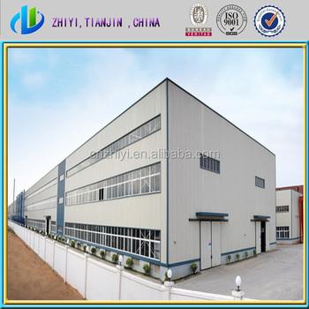 2015 Best Sale Steel Fabrication India In Industrial Steel