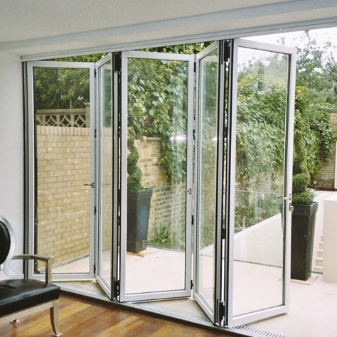 2016 Europe Design Hot Selling Upvc Folding Windows And