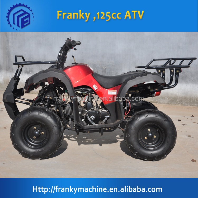 inport china goods 110cc pink camo atvs