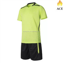 Cheap Soccer Uniform Wholesale And Custom Training Soccer Football Jersey