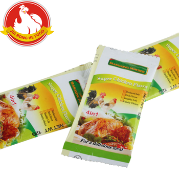 Chinese food factory supply halal chicken bouillon powder for soup with good tasty
