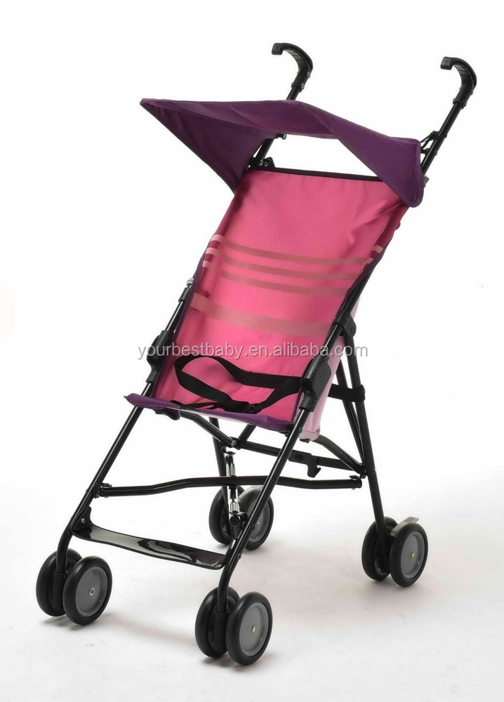 2017 simple baby buggy with canopy