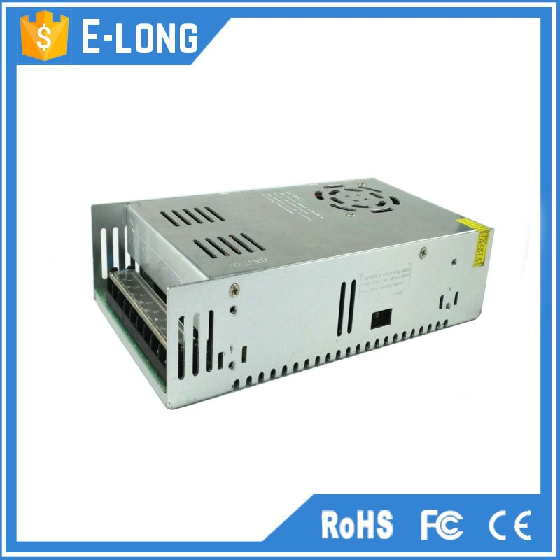 IP20 power supply single output 12v 30a 360w switching power sources