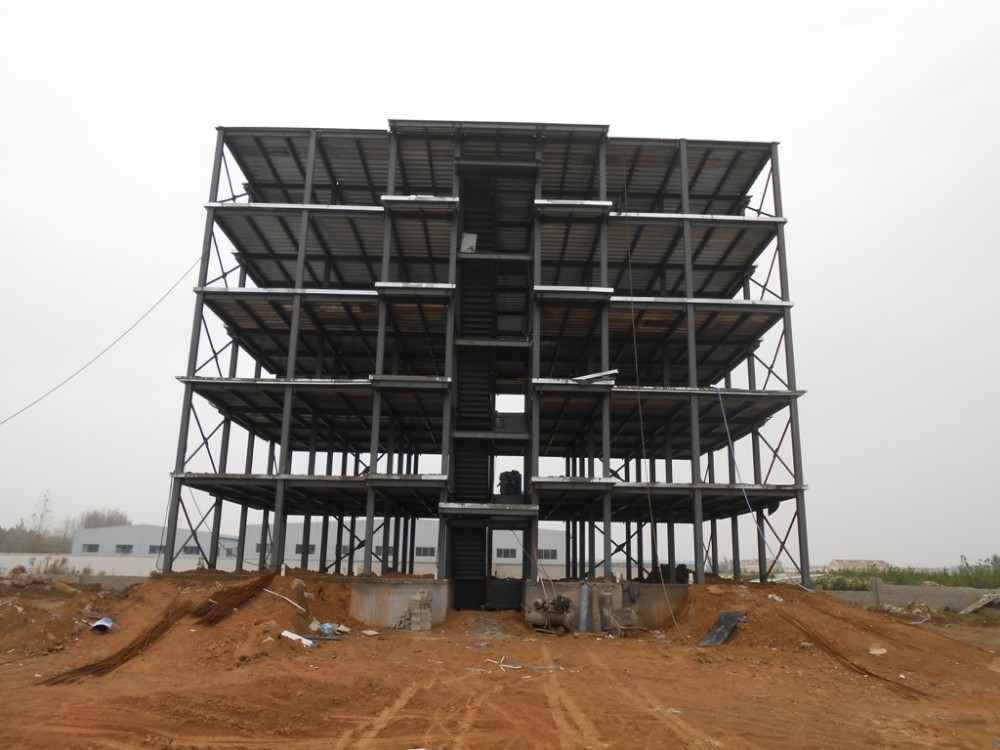 Fast Construction Steel Structure Metal Shed