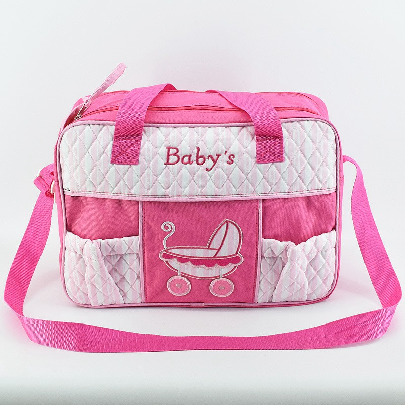 Croal Cherie 173041cm Women Diaper Bags Maternity Baby Bag Organizer Multifunction Changing Ny For Mommy