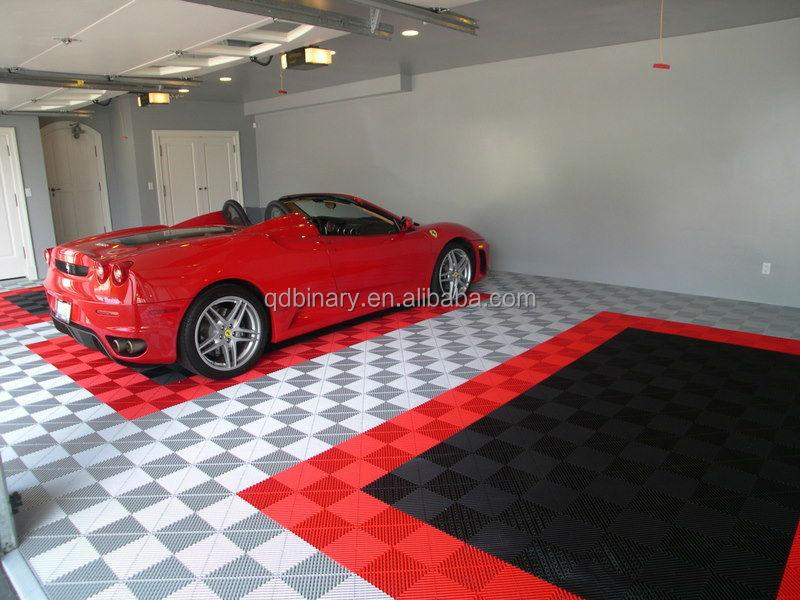 Interlocking Pp Garage Floor Tileshigh