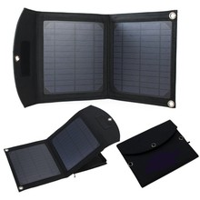 Good quality folding mobile phone solar panel charger 8W 12W 16W for Samsung for Iphone