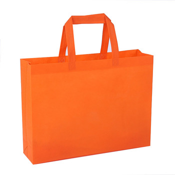 wholesale high quality eco-friendly custom logo tote colorful non-woven bag.