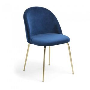 Low price modern french furniture stackable metal frame tube upholstered indoor coffee shop dining beetle chair
