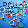 custom various styles silicone rubber seal o rings