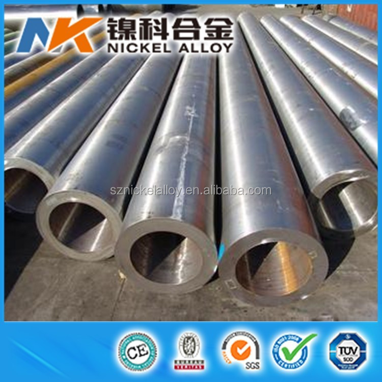 Manufacture nickel alloy 825 800 800h / ht incoloy pipe prices